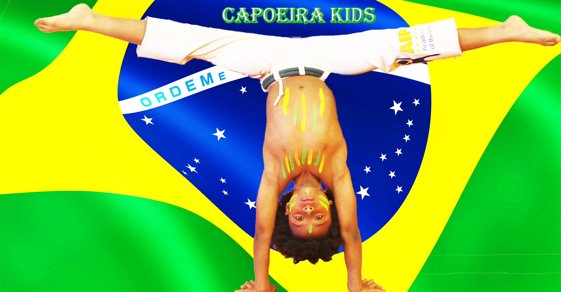Princejahally CAPOEIRA KIDS